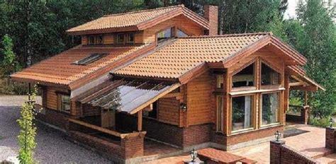 desain rumah kayu sederhana minimalis