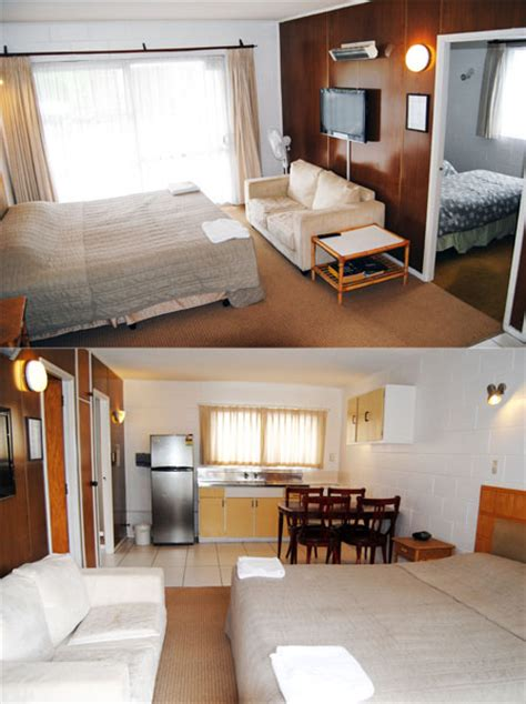 1 Bedroom Unit by One Bedroom Unit Sunset Lodge Motel