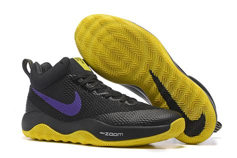 most popular basketball shoes most popular nike hyperrev 2017 black purple yellow s