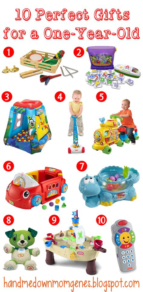 gifts for 1 year olds me genes 10 gifts for a one year