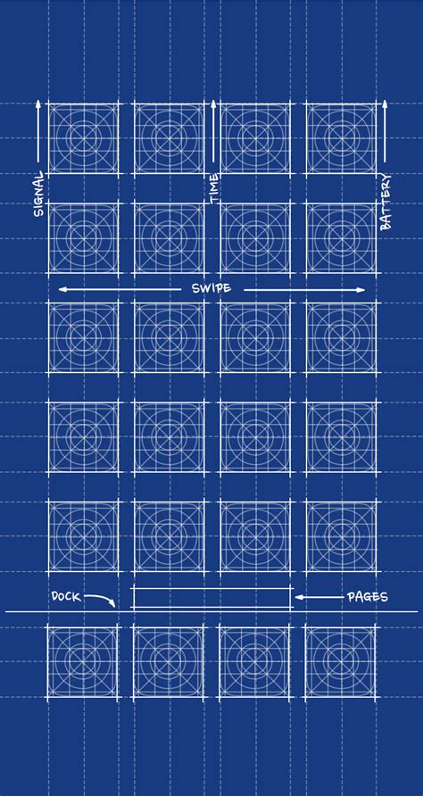 iphone blueprint wallpaper ios 7 iphone 5s wallpaper