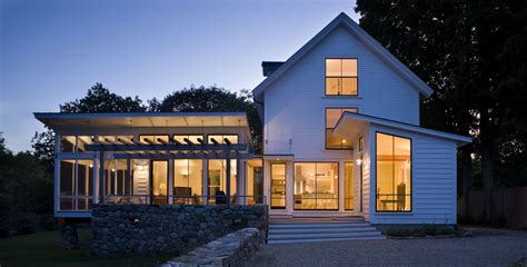 redesigning   house  massachusetts idesignarch