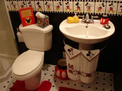 mickey mouse tiles for bathroom pin by catherine werner on awesome kid bathrooms pinterest
