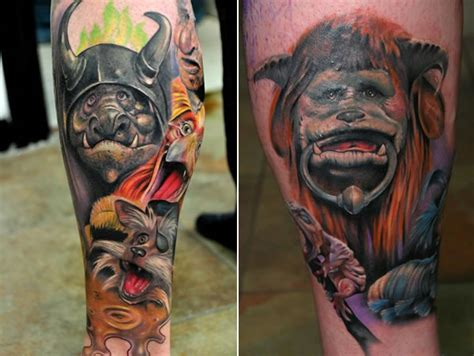 labyrinth tattoo neatorama