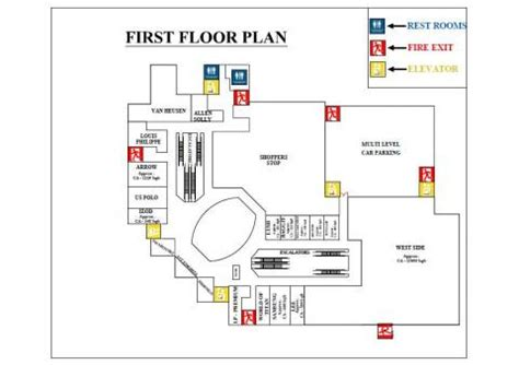 Mall Bangalore Floor Plan by Garuda Mall Magrath Road Ashok Nagar Shopping Malls In