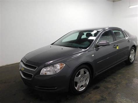 2008 Chevrolet Malibu Mpg by 2008 Chevrolet Malibu Lt 4dr Sedan W 2lt In Fairfield Oh