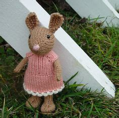free rabbit knitting pattern uk 1000 images about toys on amigurumi doll