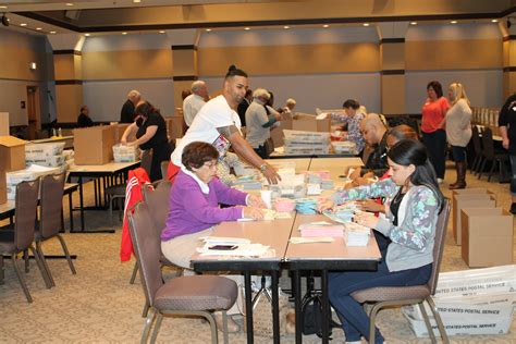 American Arbitration Association Search Ballots Collected In Apwu Election Of Officers Apwu