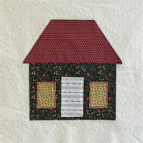 country school quilters house quilt more blocks