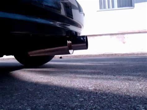 Muffler Knalpot Civic Turbo Orisinil Muffler Kijang Kapsul Dengan Hks Replika Vidoemo