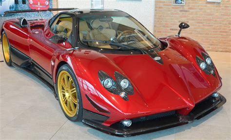 pagani zonda gold pagani zonda f coupe roadster for sale 25 cars cars