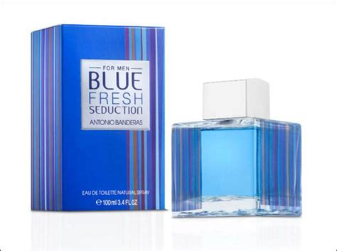 Parfum Antonio Banderas Blue blue fresh for antonio banderas cologne a