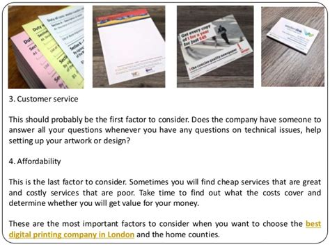 best printing service how to select the best printing service company in
