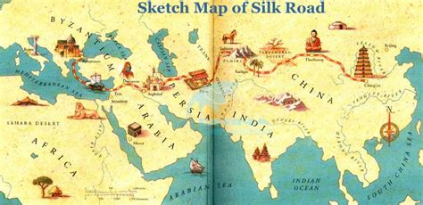 silk road map xinjiang maps 2018 updated detailed and downloadable