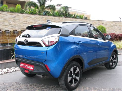 2017 Interior Paint Colors by Behind The Wheels Of Tata Nexon A First Look