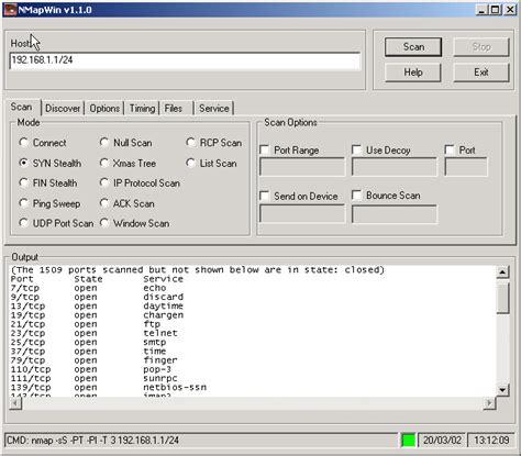 tutorial nmap debian all categories programvoice