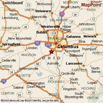 Grove City Ohio Map by Grove City Ohio