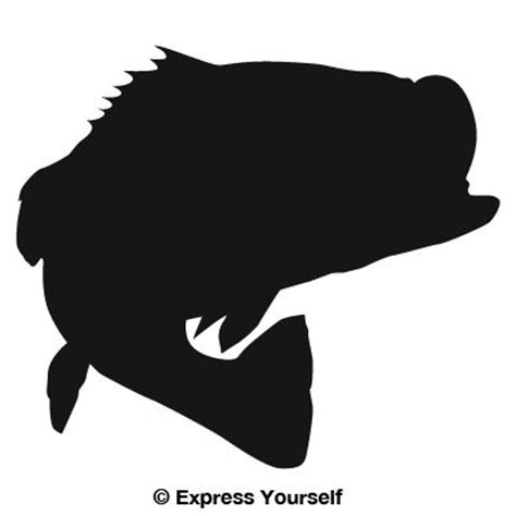 Personalized Gift Ideas by Bass Strike Freshwater Fishing Decal