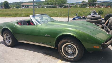 working on the 73 corvette restoration td customs paint