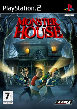 monster house video game wikipedia