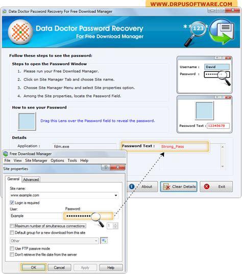 password resetter download free password recovery software for free download manager download