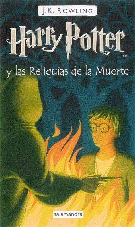 libro harry potter y el los 7 libros de harry potter descarga directa pdf