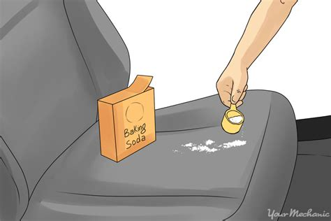 how to clean vomit from car upholstery how to clean up dog vomit in your car yourmechanic advice