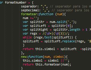 como buscar cadenas en python formatear n 250 meros con javascript yo el programador