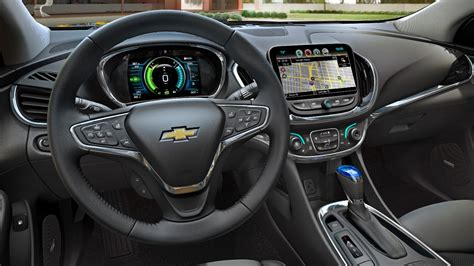 2015 Chevy Volt Interior by The Interior Of The 2016 Chevrolet Volt Gm Authority