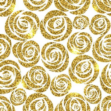 imagenes de rosas doradas fondo con flores doradas descargar vectores gratis