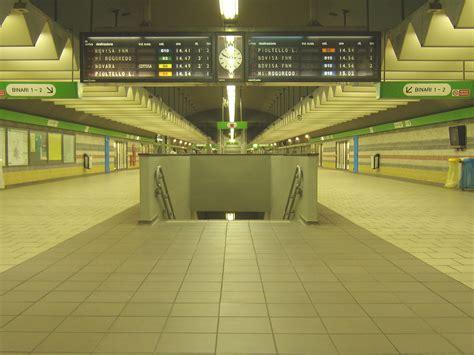 passante ferroviario porta vittoria stazione di porta garibaldi passante