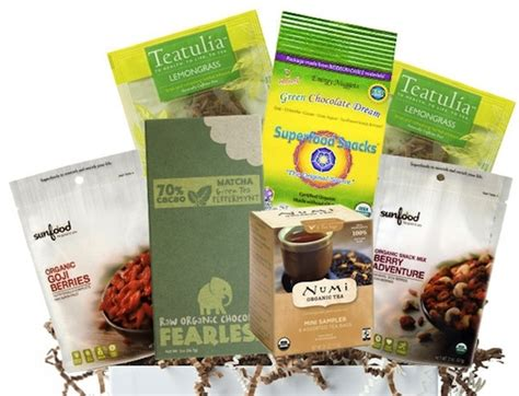 my holiday gift basket from america s best organics