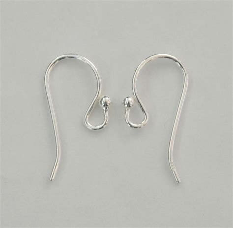 Hook Earring by Sterling Silver Earring Hooks Go4carz