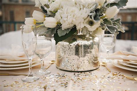 Tischdeko Hochzeit Winter by Hochzeit Im Winter Hochzeitsinspiration In Gold Wei 223