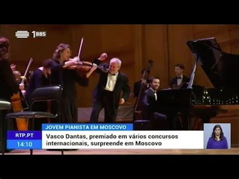 pianista vasco pianista portugu 234 s vasco dantas surpreende moscovo rtp