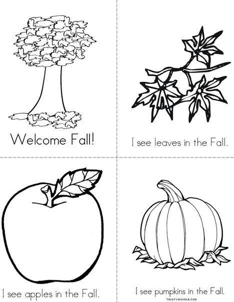 printable preschool fall activities 94 best autumn coloring pages worksheets and mini books
