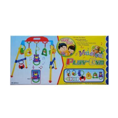 Maiinan Anak Berkualitas Musical Playgym jual mykenzie baby musical play mainan anak bayi harga kualitas terjamin blibli