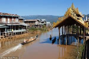 boat trip yangon mandalay the best solo holidays revealed daily mail online