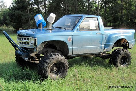 truck mud the auto prophet spotted mud truck for sale