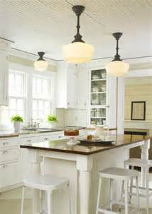 Schoolhouse Lights Kitchen Kitchen Lighting Pendants And Lanterns Interiors By Patti Interiors By Patti