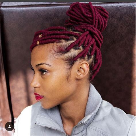 types of updo hairstyles with bangs african amer elegant african american braided updo hairstyles african
