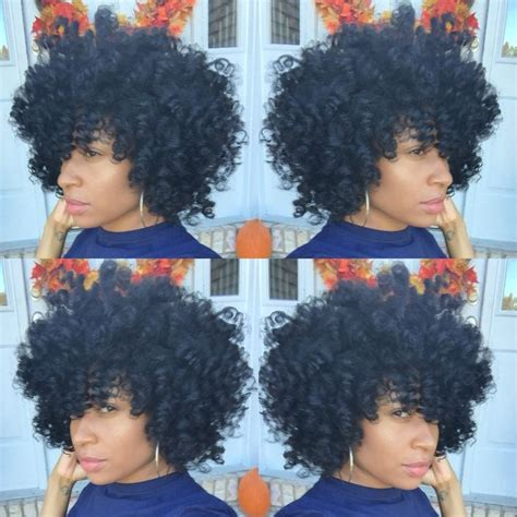 perm rods for natural hair perm rod set on natural hair naturalhair naturalista