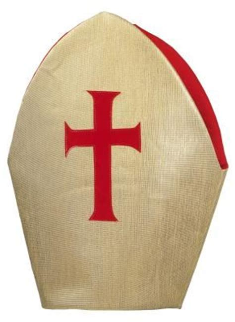 How To Make A Pope Hat Out Of Paper - how to make a bishop hat out of paper the sacrament a