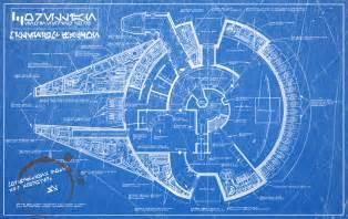 blueprint program millennium falcon blueprint by exocosmo on deviantart
