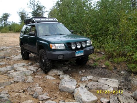 subaru off road subaru forester off road