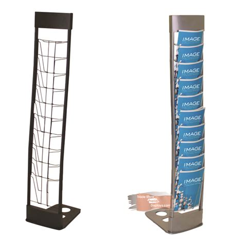 Trade Show Literature Rack by Innovative Literature Rack Trade Show Pop Up Displays