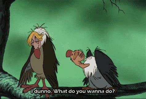 libro what do you do jungle book vultures