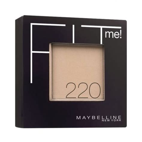 Maybelline Fit Me Powder fit me poreless powder compact beige 220