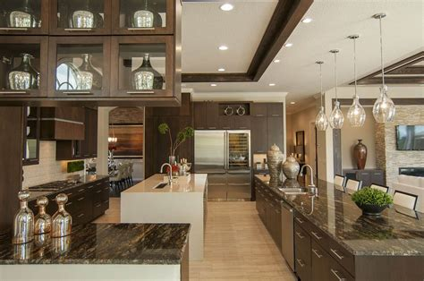 look for design kitchen 52 dark kitchens with dark wood and black kitchen cabinets