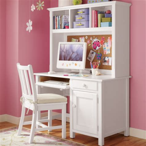 White Desk For Room desks and chairs room decor